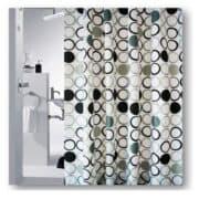 Cirkel badeforhæng fra Engholm
