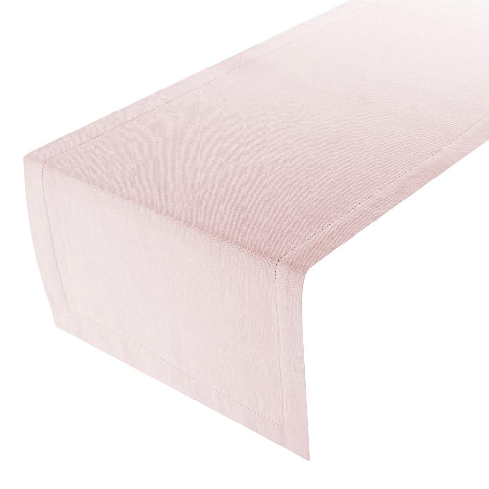Runner - Linen - Soft Pink