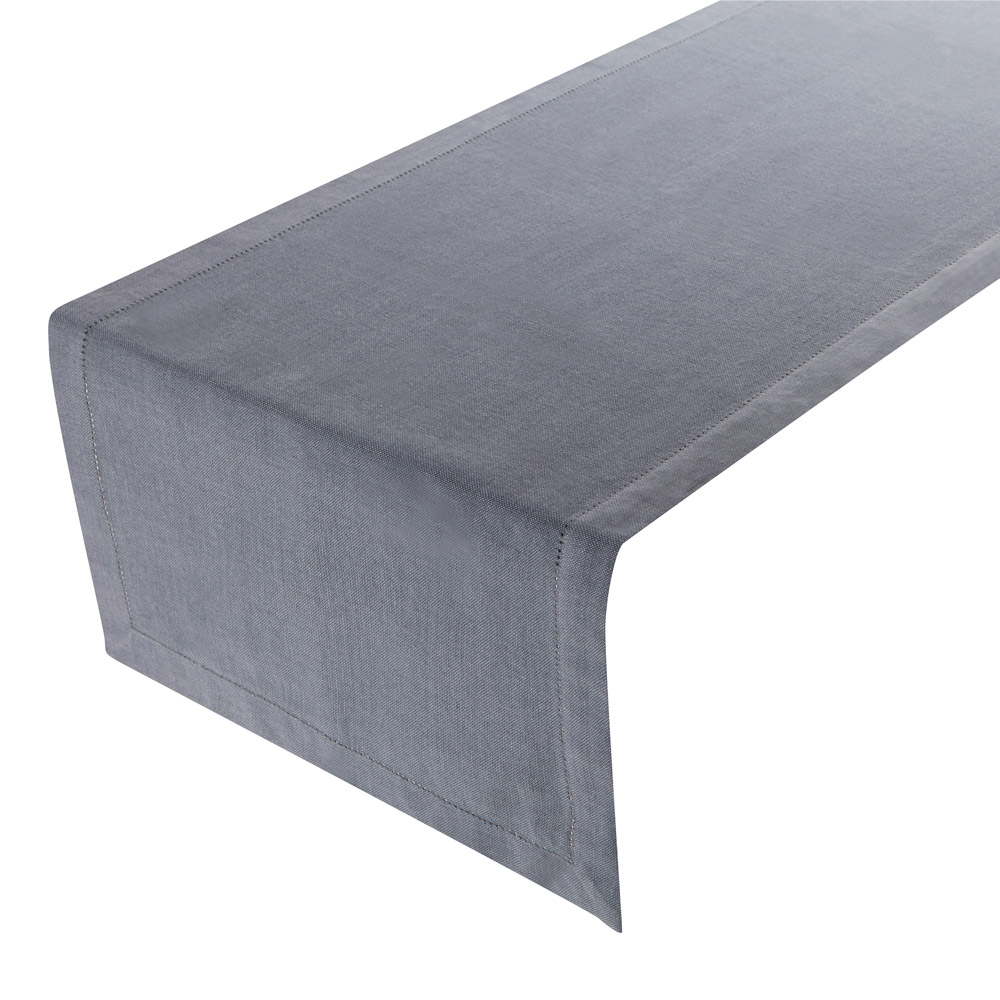 Runner - Linen - Grey