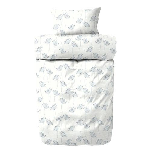 Ertiga sengetøj - Flonel - Blå