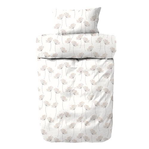 Ertiga sengetøj - Flonel - Grå
