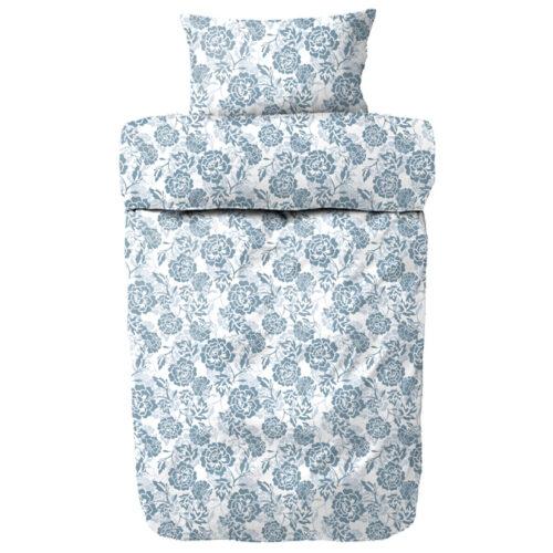 AME sengetøj - Flonel - Blå