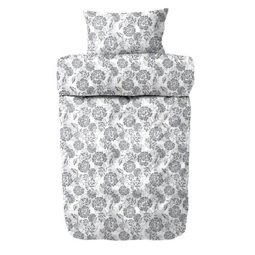 AME sengetøj - Flonel - Grå