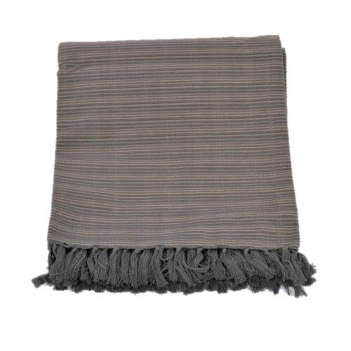 Trend Stripe Plaid i 100% bomuld