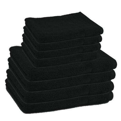 Porto håndklædepakke 8 stk