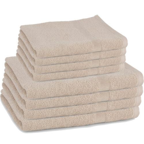 Porto håndklædepakke 8 stk.