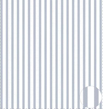 Jefco satin sengetøj - Blå - 140 x 220