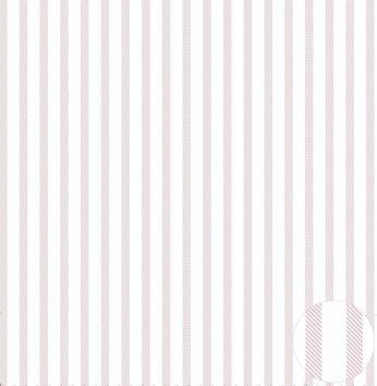 Jefco satin sengetøj - Pink - 140 x 200